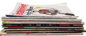 Печать и изготовление журналов в Алматы