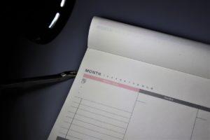Печать и изготовление ежедневников в Алматы. Печать планеров. Дешево!
